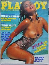 Playboy NL 6/1985, Sylvia Kristel, Tetcha, Devin Renée de Vasquez