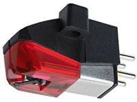 "Audio Technica ATXP5 DJ Cartridge with Elliptical Bonded Stylus 1/2"" M"