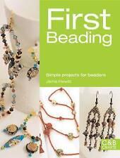 First Beading (C&B Crafts), Jema Hewitt, New Book