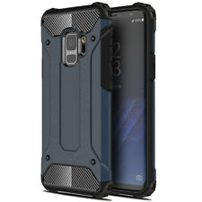 Hybrid Shockproof Armor Hard Back Case Cover For Samsung Galaxy S8 S9 S9+ Note 8