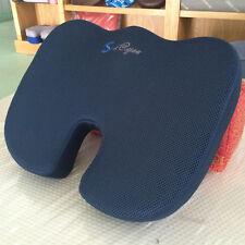 Memory Foam Seat Cushion - Premium Orthopedic Coccyx Cushion,Sciatica,Back Pain