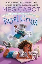 The Royal Crush Book by Meg Cabot Hardcover Hardback Novel