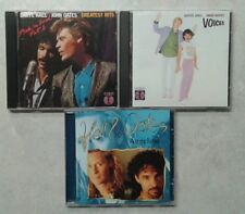 DARYL HALL & JOHN OATES voices GREATEST HITS rock n roll soul part CD ANGELINA