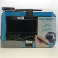 Boogie Board Dashboard Tablet Hardcover Shell eWriter Blue Sealed NEW