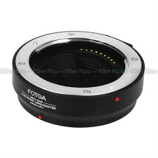 Fotga AF Auto Focus Adapter for Olympus Panasonic M43 Lens-Micro 4/3 Camera MMF1