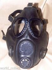 FULL SET Gas mask PDE 1 NEVER USED extra filters,