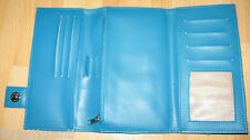 PAQUETAGE - Porte-feuille en toile et synthétique - Bleu turquoise - NEUF !!!
