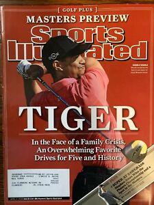 Sports Illustrated April 4, 2006 - Tiger Woods