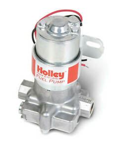 Holley 12-801-1 97 GPH RED® Electric Fuel Pump