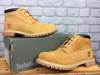 TIMBERLAND LADIES NELLIE CHUKKA DOUBLE NATURAL NUBUCK BOOT RRP £130 T
