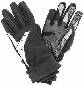 Bontrager RXL Thermal Gloves Men XL Black Waterproof Road Bike Mountain Gravel