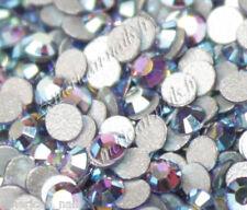 20 STRASS SWAROVSKI Tanzanite  Aurore Boreale 3 mm Nail Art Bioux d'ongles