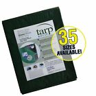 Kotap TGS-1020 Heavy-Duty 8-mil Reversible Poly Tarp with UV Protection, 10 x...
