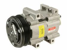 For 1988-1997 Ford F250 A/C Compressor Denso 77542PV 1996 1989 1990 1991 1992