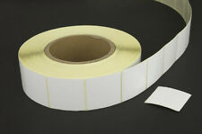 2000 Checkpoint® System Compatible 8.2 Mh Rf Label 33x38 mm size, Plain White