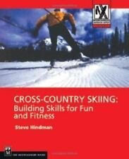 Cross-Country Skiing: Building Skills For Fun And Fitness-ExLibrary