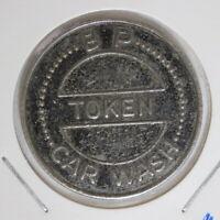 BP petrol station car wash tokens Fully Paid (Dan48D4)