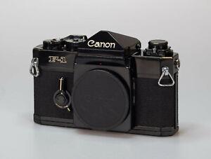 Canon F-1 // F1