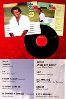 LP Julio Iglesias: Calor - Engel der Nacht (Columbia 471834 1) NL 1992