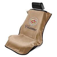 Seat Armour Cadillac Tan Seats Protector Towel Car Van Truck SA100CADT New