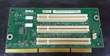Dell Riser Card 0000224D 12417-01S1TPE / 3x PCI / Poweredge Optiplex Raiser