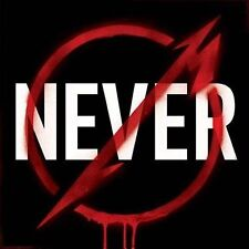 Through the Never [Music from the Motion Picture] [LP] by Metallica (Vinyl, Nov-2013, 3 Discs, Atlantic (Label))
