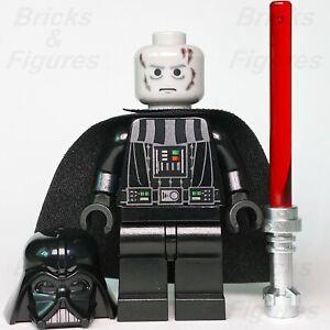 New Star Wars LEGO® Darth Vader Anakin Skywalker Sith Lord Minifigure 8017 10188