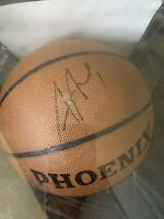 Amare Stoudemire Phoenix Suns Signed NBA Basketball Hologram PS 005888 W/case