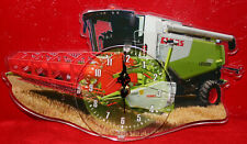Horloge pendule tracteur moissonneuse 1 clock uhr reloj tractor traktor