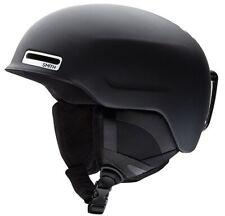 Smith Maze Snow Helmet - Men's Matte Black - Small