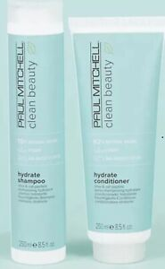 Paul Mitchell Clean Beauty Hydrate Shampoo & Conditioner SET 🌿 FREE SHIIPING 🌿