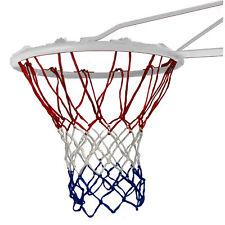 Basketball Ersatznetz für Basketballkorb Blau Weiß Rot Ersatz Netz