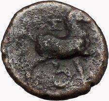 THESSALIAN LEAGUE Larissa 2nd – mid 1st cent Ancient Greek Coin ATHENA  i43400