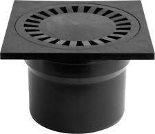 Drain de la douche plancher 150x150mm dns110pc y compris Tapis d'étanchéité 323