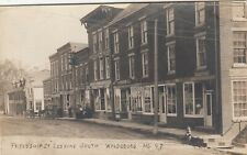 RP; WALDOBORO , Maine , 1900-10s ; Friendship St. Looking South