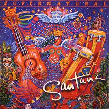 Santana Supernatural LP 2000 Arista  07822 19080 1 Unplayed