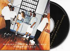 MARIAH CAREY & BOYZ II MEN - One sweet day CD SINGLE 2TR EU Cardsleeve 1995