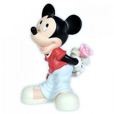 "Precious Moments ""Will You Be Mine?"" Mickey Figurine"