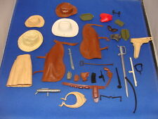 Lot of 1970s Toys Accessories/Weapons Vintage Western Cowboy Marx
