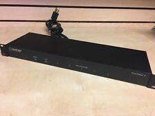 Black Box Pow-R-Boot 5+ Power Strip Model SWI020A 15.1A 115V 60Hz