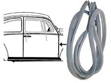 VW Bug Beetle Door Rubber Seal Gasket to Body RIGHT Offside T1 Classic 1965-1979