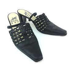Bocage Women's Black heels shoes UK 5 EUR 38
