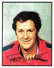 1984-85 Kitchener Rangers #4 Tom Barrett
