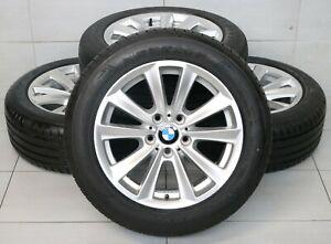 Original BMW 5er F10/F11 17 Zoll Alufelgen Sommerreifen Sommerräder  6780720
