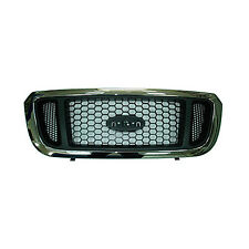 Chrome Grill Assembly for 2004-2005 Ford Ranger Grille FO1200453