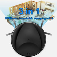 KQ_ Smart Sweeping Robot Vacuum Cleaner Floor Edge Dust Clean Auto Suction Sweep
