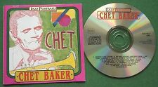 Chet Baker Jazz Portraits inc Long Ago and Far Away & Time After Time + CD