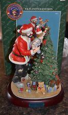 Emmett Kelly Jr. Ekj Limited Edition Spirit Of Christmas Vi 0930 Of 3500