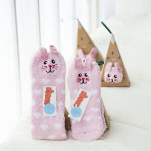 New Animal Box Womens Socks Novelty Long Night Vintage Sleeping Socks Cute