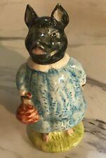 BEATRIX POTTER  figurine 1972  Beswick England - Pig-Wig